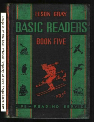 9781122445764: Basic Readers Book Five
