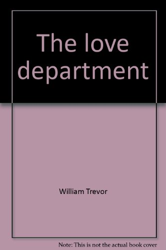9781122475761: The love department