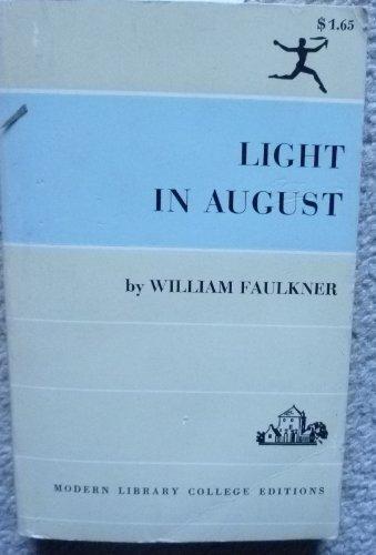 9781122507813: Light in August
