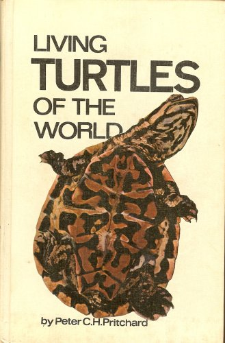 9781122577960: Living turtles of the world