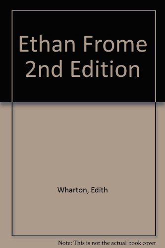 9781122611619: Ethan Frome 2nd Edition