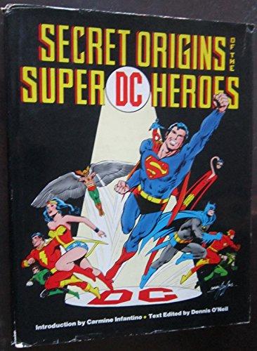 9781122622721: Secret Origins of the DC Super Heroes