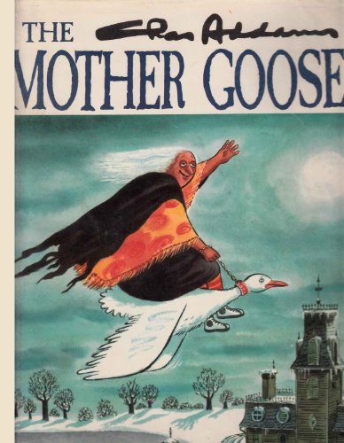 9781122681728: The Charles Addams Mother Goose