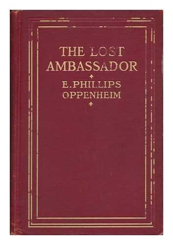 9781122681797: The lost ambassador;: Or, The search for the missing Delora,