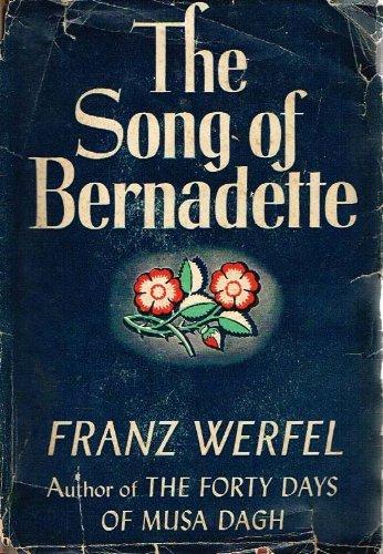 9781122683340: The Song of Bernadette