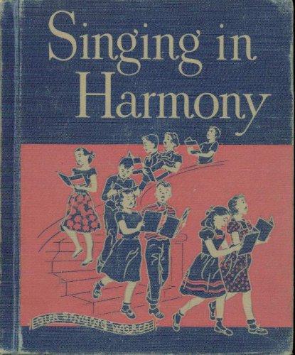9781122683951: Singing in Harmony