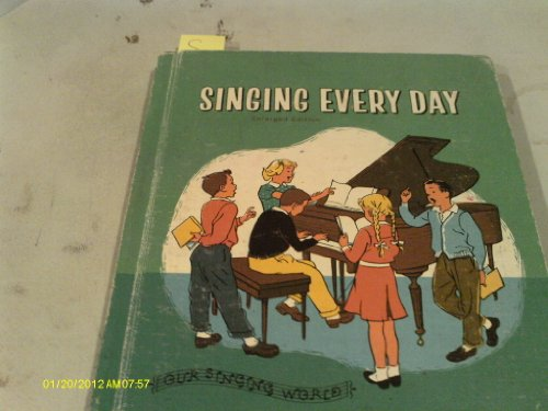 singing every day: Pitts, Lilla &