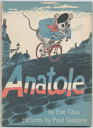 9781122692014: Anatole
