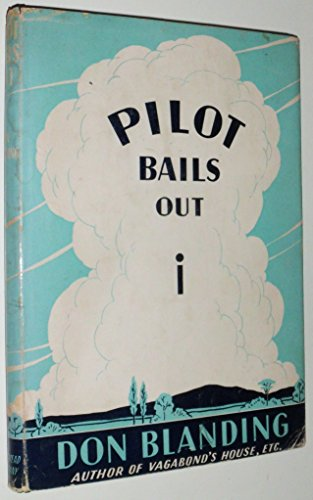 Pilot Bails Out (Signed): Blanding, Don