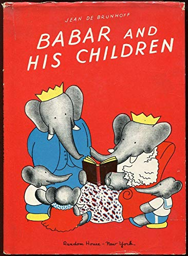 9781122703420: Babar and his children (Dandelion library)