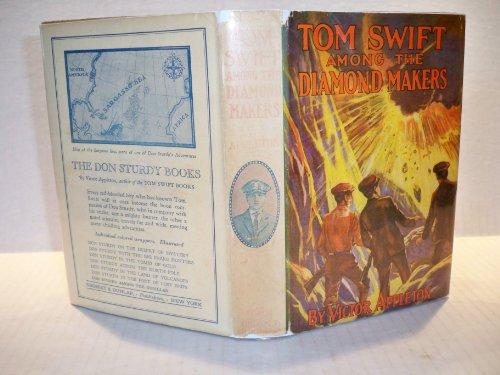 9781122704618: Tom Swift among the diamond makers;: Or, The secret of Phantom Mountain, (His The Tom Swift series)