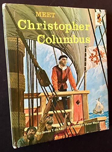 9781122707121: Meet Christopher Columbus