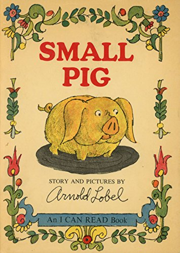 9781122710138: Small pig (An I can read book)