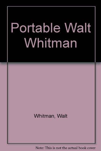 9781122718158: Portable Walt Whitman