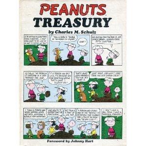 9781122721318: Peanuts Treasury 1ST Edition