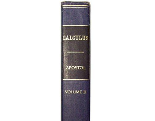 9781124005911: Calculus Volume 2 1ST Edition