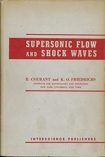 9781124028057: Supersonic Flow & Shock Waves