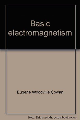 9781124046419: Basic electromagnetism