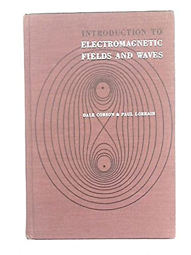 9781124046594: Introduction to Electromagnetic Fields and Waves