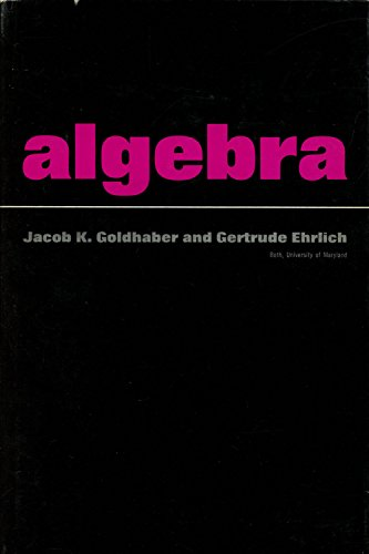 9781124062839: Algebra