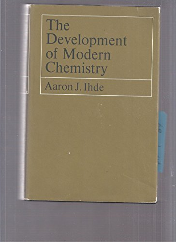 9781124062938: The Development of Modern Chemistry