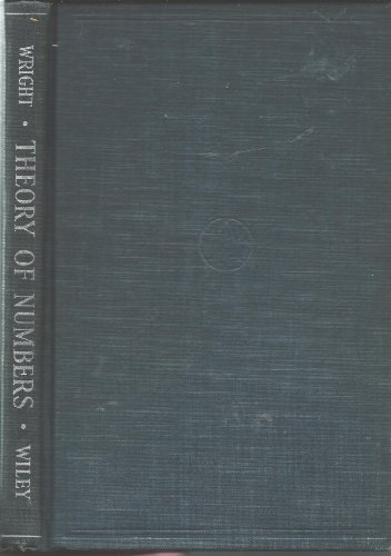 9781124074818: First course in theory of numbers,
