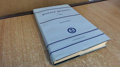 9781124076874: Quantum mechanics