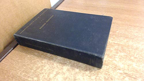 9781124084640: Fourier Transforms. First Edition