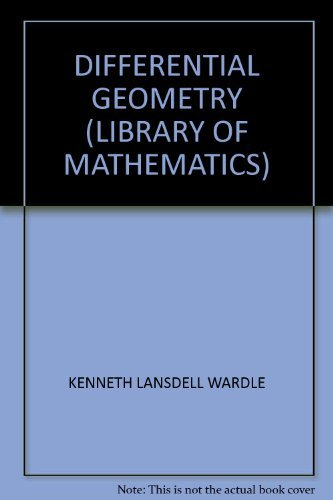 9781124085043: Differential Geometry