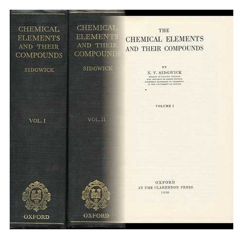 9781124096179: The Chemical Elements and Their Compounds