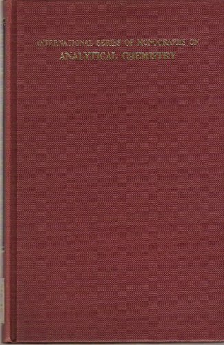 9781124099644: Analytical Chemistry of the Actinide Elements