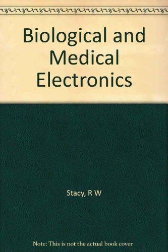 9781124112794: Biological and medical electronics