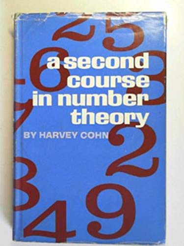 9781124152462: A Second Course in Number Theory