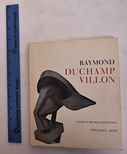 9781125104484: Raymond Duchamp-villon 1876-1918