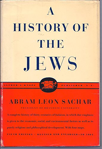 9781125138519: History of the Jews, A