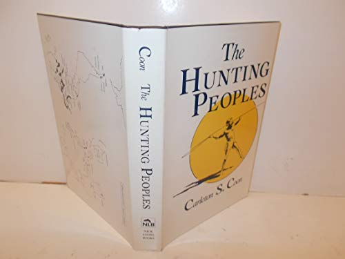 9781125153611: The hunting peoples