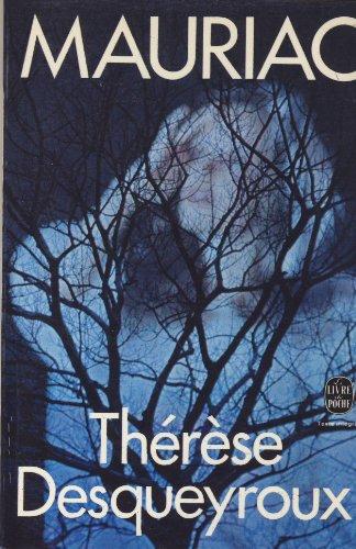 9781125153758: Thérèse Desqueyroux