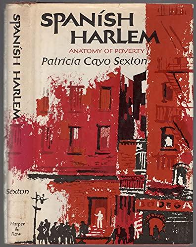 9781125158029: Spanish Harlem: Anatomy of Poverty