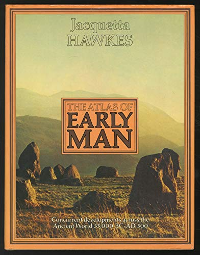 9781125169629: The Atlas of Early Man
