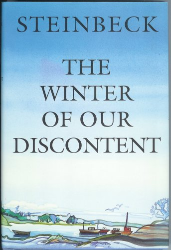 9781125170793: The Winter of Our Discontent
