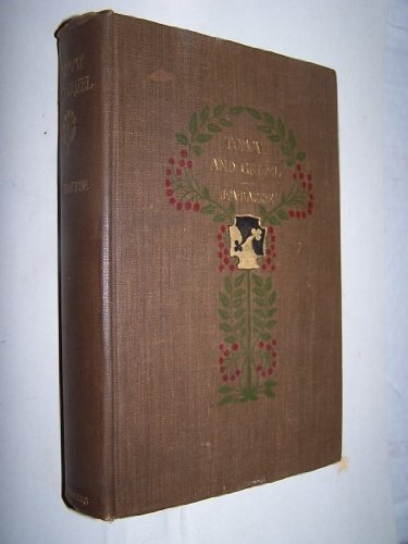 TOMMY AND GRIZEL (THE KIRRIEMUIR EDITION OF: J. M. BARRIE