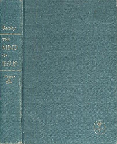 9781125186350: The Mind of Jesus