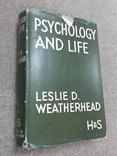 Psychology & Life: Weatherhead, Leslie