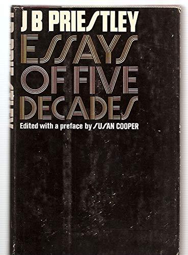 9781125197738: Essays of five decades,
