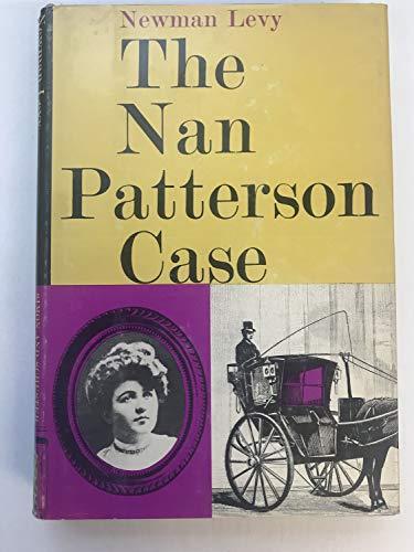The Nan Patterson Case: levy, newman