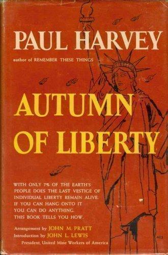9781125208243: Autumn of Liberty