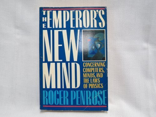 9781125216446: The Emperor's New Mind: Concerning Computers, Minds, and Laws of Physics