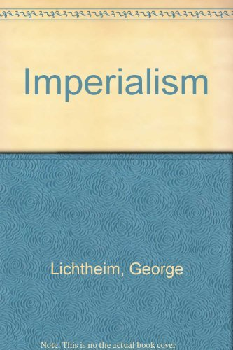 9781125216958: Imperialism