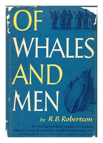 Of WHALES And MEN.