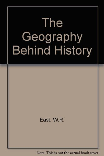 9781125256183: The Geography Behind History